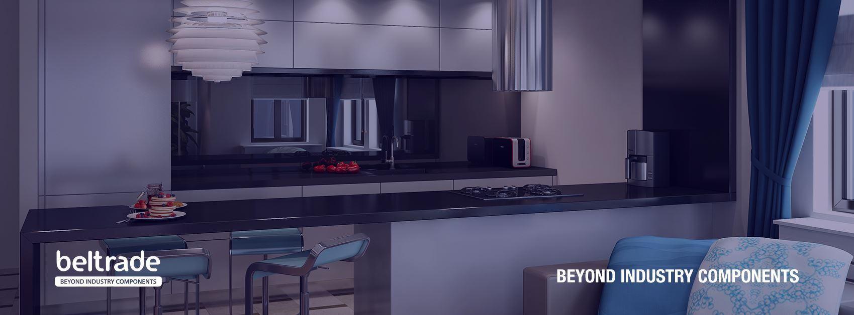 BELTRADE: HOME APPLIANCES OF THE FUTURE
