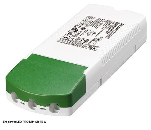 Beltrade: Tridonic emergency lighting: EM powerLED PRO DIM and EM powerLED SELFTEST FX