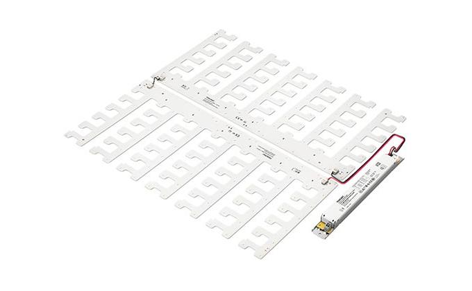 Beltrade Tridonic Module QLE G2 520x246mm 2500lm ADV-SE