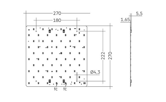 Beltrade Tridonic Modul QLE G2 PREMIUM