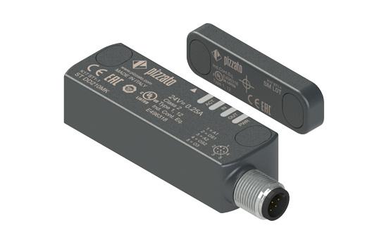 Новинка:Защитные датчики серии ST с технологией RFID