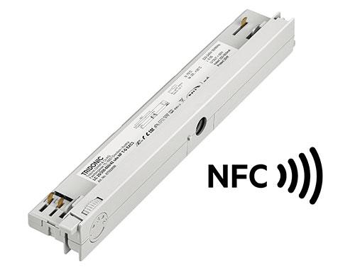 Tridonic:LED драйвер DALI one4all NFC EXC3 светодиодный драйвер и адаптер в одном