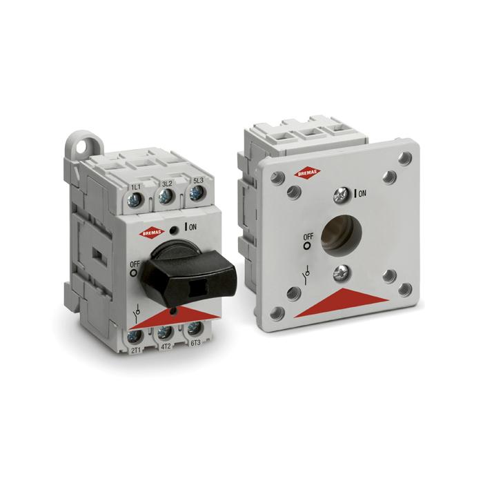 Beltrade: Bremas switch disconnectors DS series
