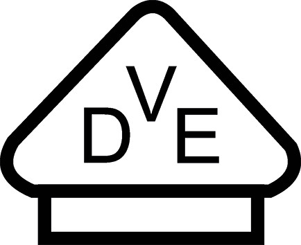 VDE marks on Electro Terminal products